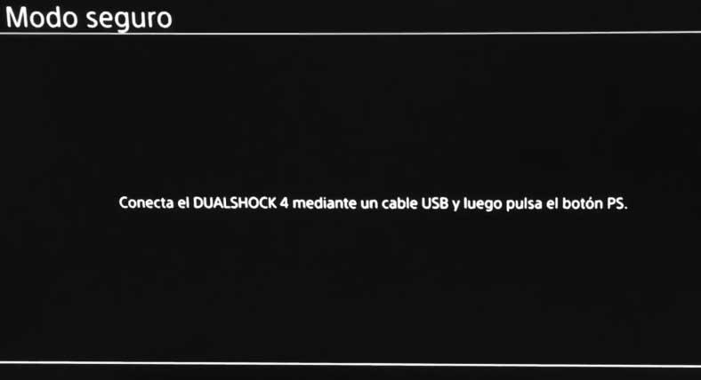 conecta el dualshock ps4