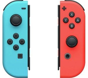 reparacion mandos nintendo switch joycon