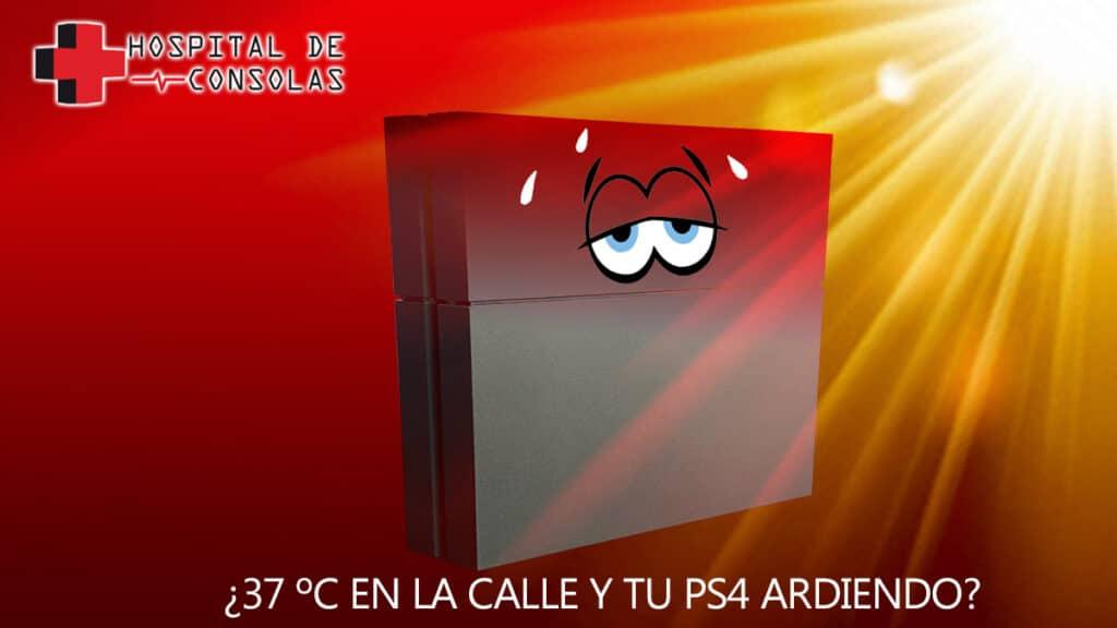 Arreglar PS4