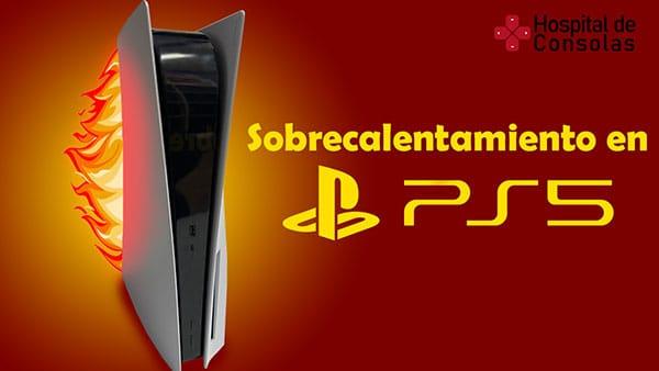 PS5 calentamiento